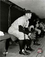 "Lou Gehrig New York Yankees MLB Dugout Photo (Size: 8"" x 10"")"