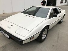 coming soon Lotus Esprit S1 1977 runs&drives