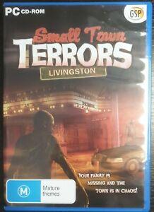 Small Town Terrors  Livingston PC