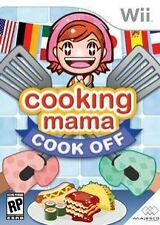Cooking Mama Wii (Nintendo Wii, 2007) New and Sealed Original Version NOT Budget