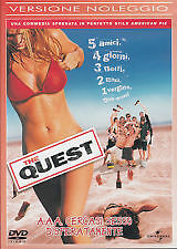 Dvd - THE QUEST