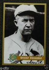 GROVER ALEXANDER 2000 Legends Gold Limited Print Card * VERY, VERY RARE
