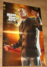 Grand Theft Auto GTA Episodes from Liberty City POSTER  53x80cm