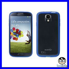 GRIFFIN Reveal ultra thin shell case with rubber edging, unique, Galaxy S4 BLUE