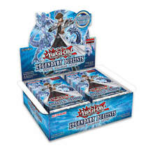 Vorverkauf: Legendary Duelist: White Dragon Abyss - 1 Display (36 Booster) - Deu