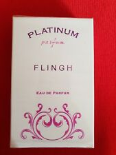 PLATINUM FLINGH 100 ML EDP SIMIL CREED AVENTUS -  NO TESTER + OMAGGIO