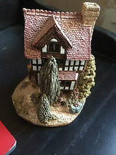 LILLIPUT LANE   Four Seasons Cottage  Label on base