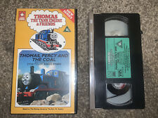 Thomas the Tank Engine & Friends Thomas Percy and the Coal Video VHS Tape