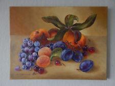 Gemälde,Öl auf Leinwand,Original,direckt von Kunstler,30x40