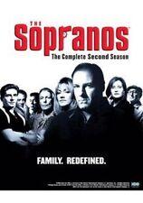 Sopranos Complete Second Season 0883929368211 DVD Region 1 P H