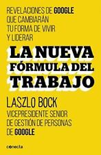 LA NUEVA F=RMULA DEL TRABAJO / THE NEW FORMULA FOR WORK