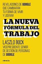 LA NUEVA F=RMULA DEL TRABAJO / THE NEW FORMULA FOR WORK
