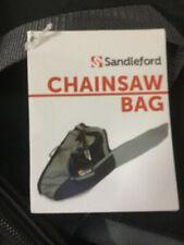 SANDLEFORD CHAINSAW BAG - STORAGE CARRY HEAVY DUTY
