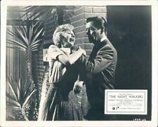 Nuit Walker Barbara Stanwyck Cries Sortie Lobby Carte