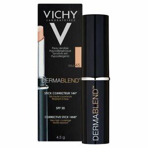 Vichy Dermablend Corrective Stick 14hr SPF30 Gold 45 4.5g