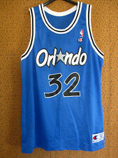 Maillot basket Orlando O'Neal #32 Champion vintage Made in USA Jersey - 48