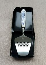 Karlsson & Nilsson KN Stainless Steel Cheese Slicer/Grater. Made in Sweden. NEW!