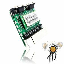 MT7688 IoT Wifi 5LAN 2xUARTRouter Board 8MB Flash 64MB DDR2 incl. Linux OpenWRT
