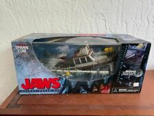 New listing Jaws Deluxe Box Set Movie Maniacs Series 4 McFarlane Toys - New/Never Opened