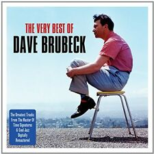 Very Best Of - 3 DISC SET - Dave Brubeck (2014, CD NEUF)