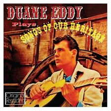 DUANE EDDY - SONGS OF OUR HERITAGE (NEW SEALED CD)