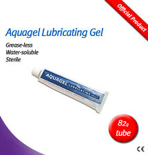 Aquagel Personal Lubricating Jelly 82g - Transparent, water-soluble, sterile