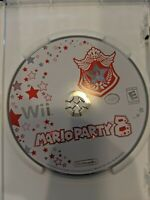 Mario Party 8 (Wii, 2007) DISC ONLY!