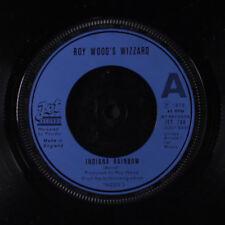 ROY WOOD'S WIZZARD: Indiana Rainbow 45 (UK, w/ company sleeve) Rock & Pop
