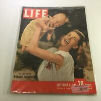 Life Magazine: Sept 6 1948 The Good Life In Madison, Wisconsin