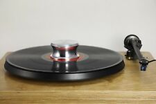 Chrome BigBen Record Weight Stabilizer Clamp | Rega VPI ProJect Made in NYC