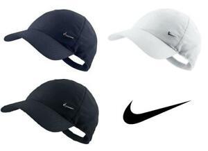 Nike Metal Swoosh Boys Junior Sports unisex Cap Baseball Girls Hat Adjustable