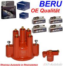 De distribution Capuchon + läuf +4 xzündkerzen BERU z 18 MERCEDES 190 w201 124 G-classe w460-w463