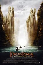 Posters Usa - Lord of the Rings Fellowship of Ring Movie Poster Glossy - Mov156