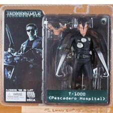 Reel Toys Neca Terminator 2 T-1000 Figure Pescadero Hospital Mint in box Rare
