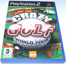 Crazy Golf World Tour - For Sony PlayStation 2