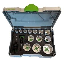 Festool/Tanos MINI Systainer insertion en mousse pour Trou Scie