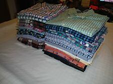 Long Sleeve Button Front Mens Shirts CHAPS All Reg,Sizes Multi Color 2XL,Xl,L,M,