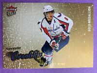2008-09 Fleer Ultra Gold Medallion #96 Alex Ovechkin Washington Capitals