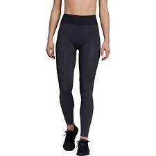 Adidas Women Training Believe This Primeknit FLW Tights Color Black/Grey Six New