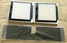 Foam Plenum & Pollen Filter Kit for Range Rover P38   BTR9548 & 2x LR030219