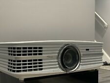 Optoma UHD60 4K Home Theater Projector - White OPEN BOX