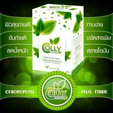 12 Colly Chlorophyll Plus Fiber Drink Green Tea Belly reduction Slim Firm Detox