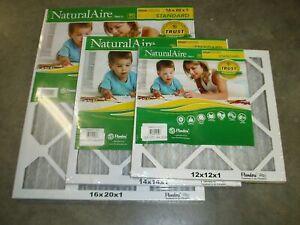 Flanders Natural Air / Furnace Filter - MERV 8 - Box of 12
