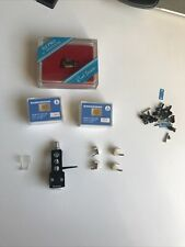 More details for technics headshell and stanton 500 cartridges