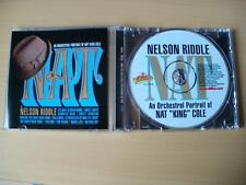 NELSON RIDDLE -  NAT - An Orchestral Portrait of Nat King Cole