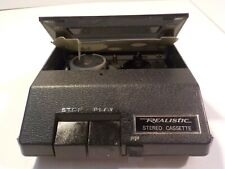 Vintage Realistic Stereo Cassette Adapter For 8 Track Players