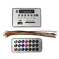 5.0 Bluetooth Receptor De Audio Ape Mp3 Wav Wma Tablero Del Decodificador M E2W8