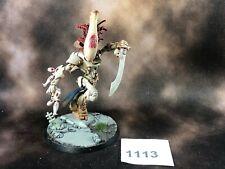 Warhammer 40k Eldar Aeldari Ynarri Howling Banshees Wraithlord Conversion