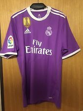 Camiseta Real Madrid Segunda Adizero Liga 2016/2017 NACHO Shirt  Adidas