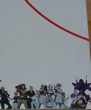 Shigeto Koyama & Animation Illustrators HEROMAN Tribute Art  O SPARK 190page